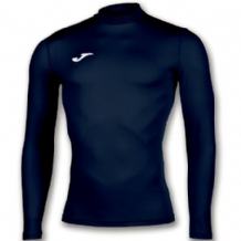 Ballynahinch Olympic Joma Brama High Neck L/S Navy Youth 2019